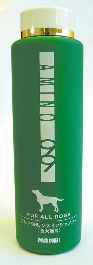 NANBI アミノ99 リンスinシャンプー 400ml